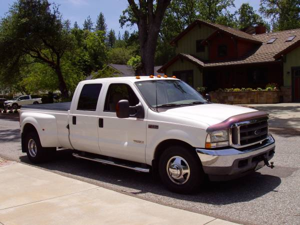 Photo 2003 Ford F350 Dually - $11950 (murphys)