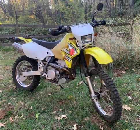 Photo 2003 Suzuki DRZ400s - $3,250 (Grass Valley)