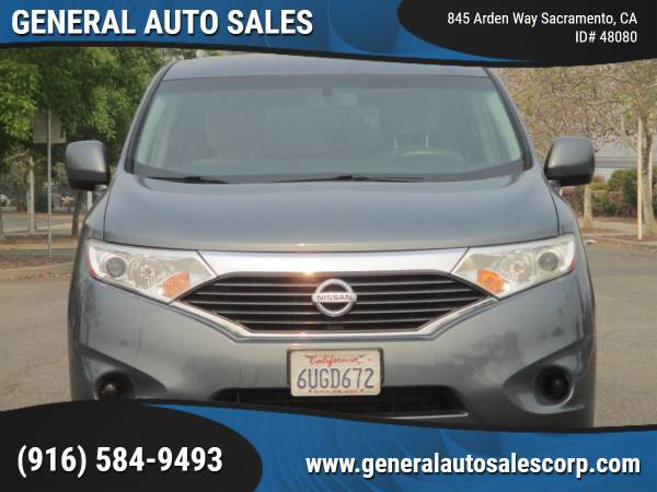 Photo 2012 NISSAN QUEST  LOW MILES  EXTRA CLEAN  LIKE NEW  WRNTY - $7,490 ($990 Down Most Cars)