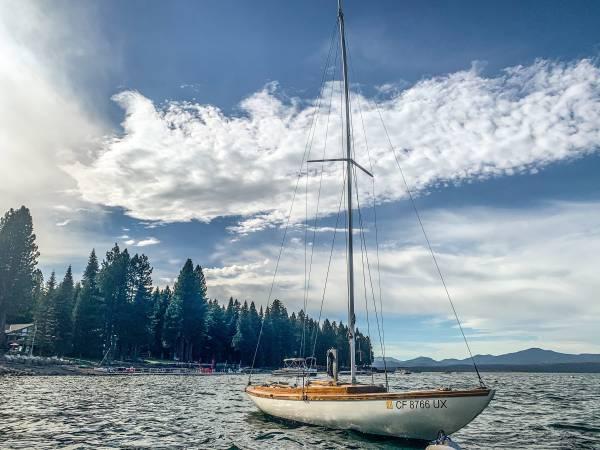 Photo 22 ft Sailboat - $5,000 (Cedar Ridge)
