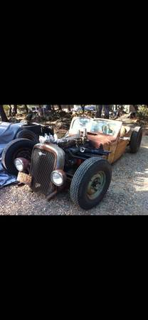 Photo 34 Chevy Rat Rod - $8500 (Grass Valley)