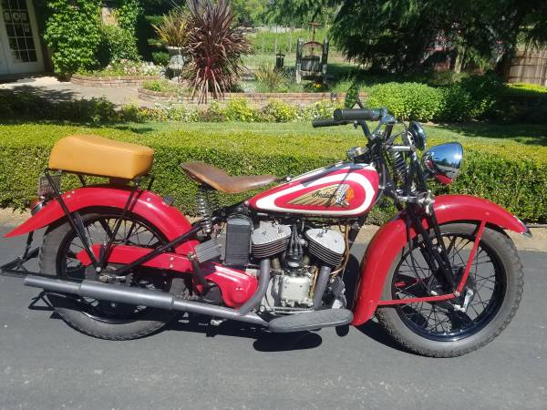 Photo All 3 for sale Indian motorcycle 1941 Honda XR 100 XR100 CT 70 CT70 - $26500
