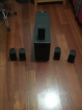 Photo Bose Acoustimass Series 15 Home Theater System - $175