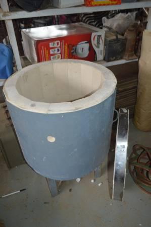 Photo Ceramic Gas Kiln - $75 (COLUMBIA)