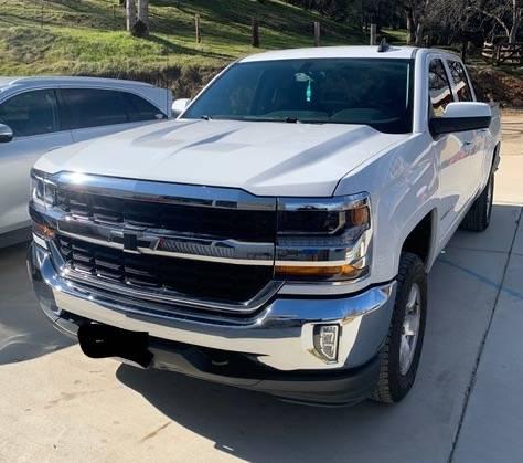 Photo Chevrolet 1500 quotBlack Tie Editionquot Silverado 4x4 - $39,200 (ANGELS CAMP)