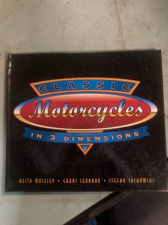 Photo Classic Motorcycles in 3D - $30 (San Andreas)