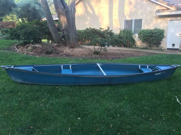 Photo Coleman Canoe - $300 (Granite Bay)
