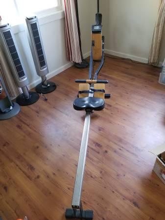 Photo Concept 2 Ergometer - Rowing Machine - $125 (Grass Valley)
