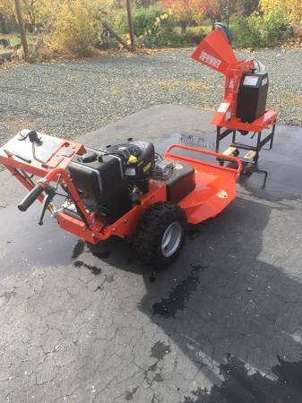 Photo DR Power Equipment field and brush mower chipper - $3500 (Grass Valley)