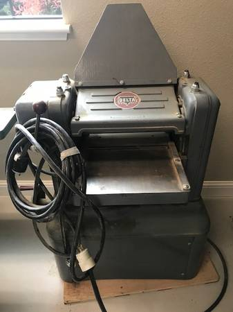 Photo Delta Rockwell Planer - $1300 (Grass Valley)