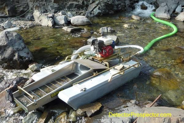 Photo Gold Prospecting Equipment (Appleton)