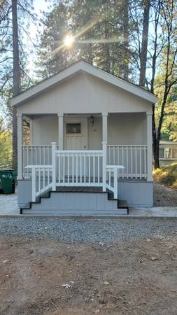 Photo Grass Valley Park model RV for sale $65,000 (Grass Valley)