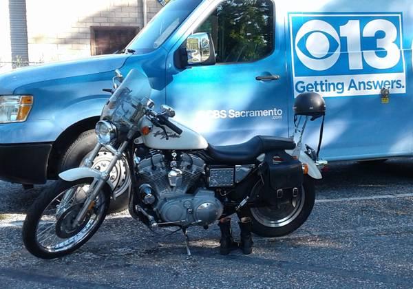 Photo Harley Davidson Sportster 2000 XLC - $4,000 (Grass Valley)