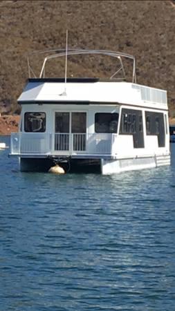 Photo Houseboat on Lake Mcclure for sale - $165000 (LA Grange California)