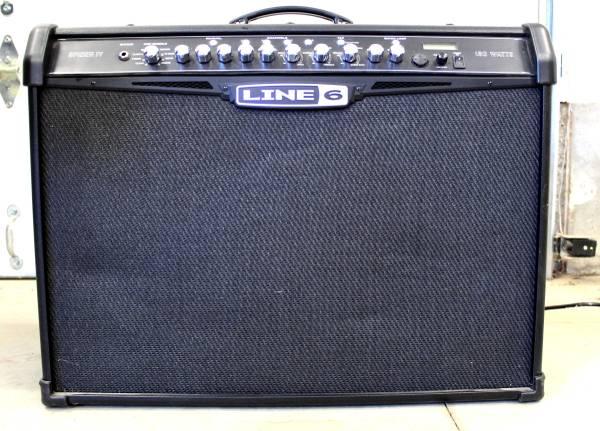 Photo Line 6 Spider IV Amp - $225 (Grass Valley)