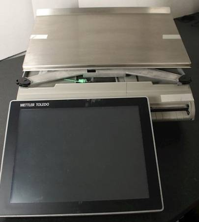 Photo METTLER TOLEDO UCCW IMPACT M PACT DeliBakeryProduce Scale wPrinter - $750 (Union Hill area hwy174)