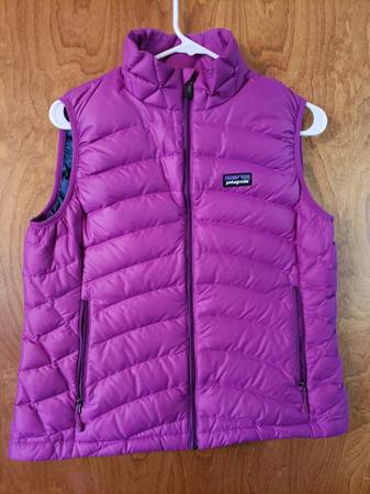 Photo Patagonia Down Sweater Vest WM - $80 (Lotus)