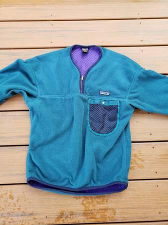Photo Patagonia Fleece - $35 (Lotus)