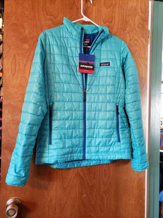 Photo Patagonia Nano Puff Jacket WM - $110 (Lotus)
