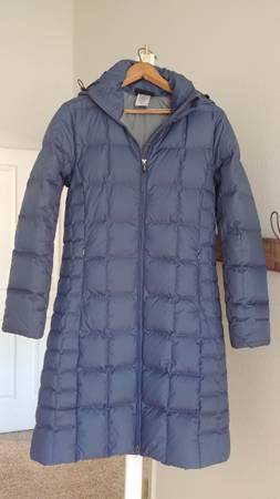 Photo Patagonia down With It knee length parka - $125 (Lake WildwoodGrass Valley)