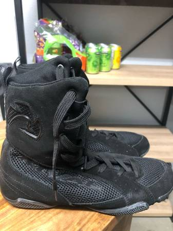 Photo Rival boxing shoes - Worn twice - Size 7 - $80