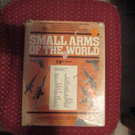 Photo Small Arms of the World - $14 (Spanish Springs)