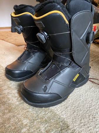 Photo Snowboard boots size 12 - great condition K2 Maysis - $65 (Arnold, CA)