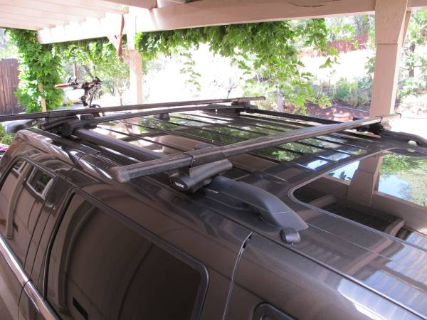 Photo Thule roof rack - $100 (Sonora)