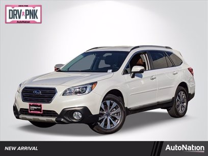 Photo Used 2017 Subaru Outback Touring for sale