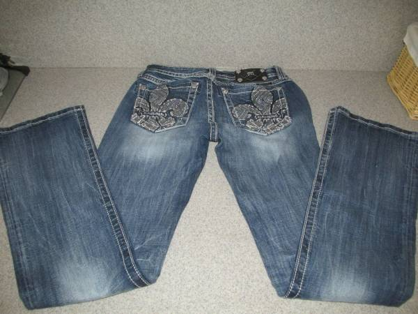 Photo miss me Jeans  28 - $20 (sonora)