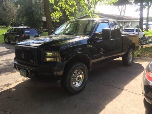 Photo 2000 Ford F250 7.3 PowerStroke Diesel - $5,700 (Grand Forks)