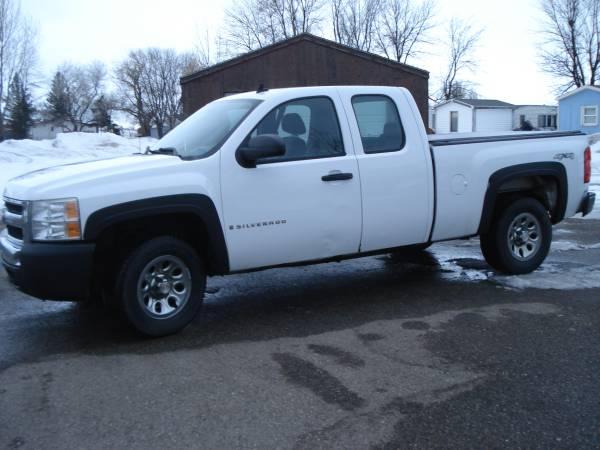 Photo 2007 Silverado K1500 Ext Cab 4x4 - $6,800