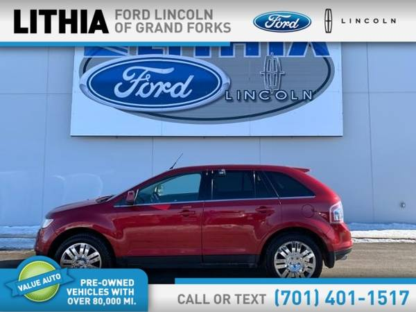Photo 2008 Ford Edge 4dr Limited FWD