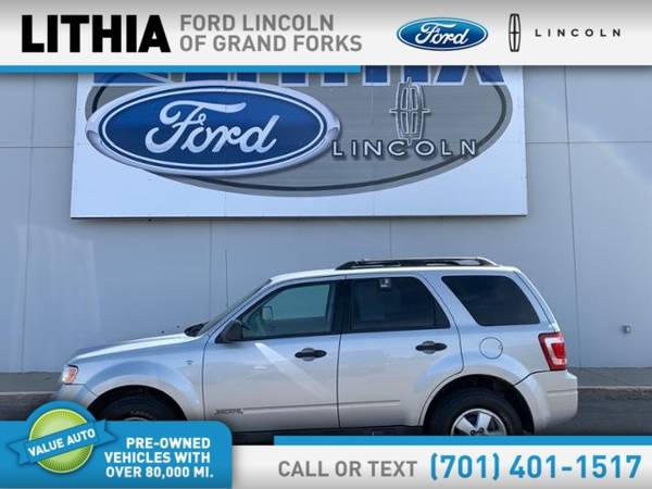 Photo 2008 Ford Escape 4WD 4dr V6 Auto XLT - $5995