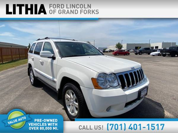 Photo 2009 Jeep Grand Cherokee 4WD 4dr Limited - $8,995