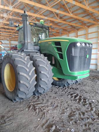 Photo 2009 John Deere 9430 - $140,000 (Manvel)