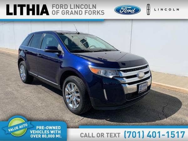 Photo 2011 Ford Edge 4dr Limited AWD - $9,495