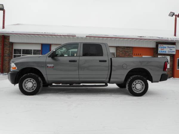 Photo 2012 Dodge Ram 2500 - $19990 (1223 University Ave Grand Forks ND)