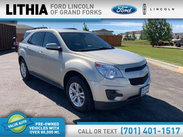 Photo 2013 Chevrolet Equinox FWD 4dr LT w1LT - $9,995