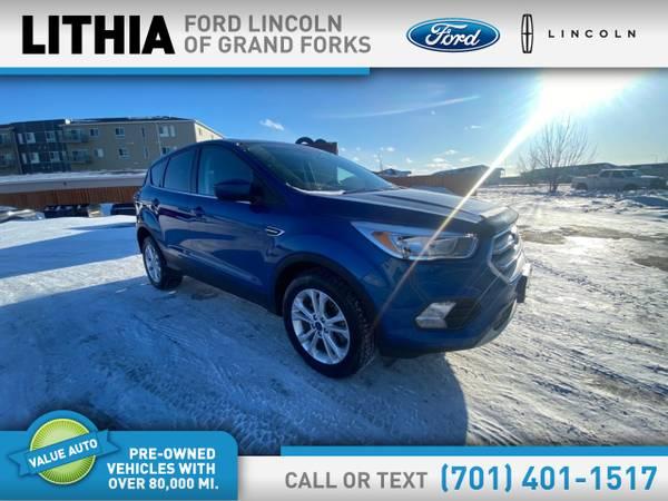 Photo 2017 Ford Escape SE 4WD - $12,995