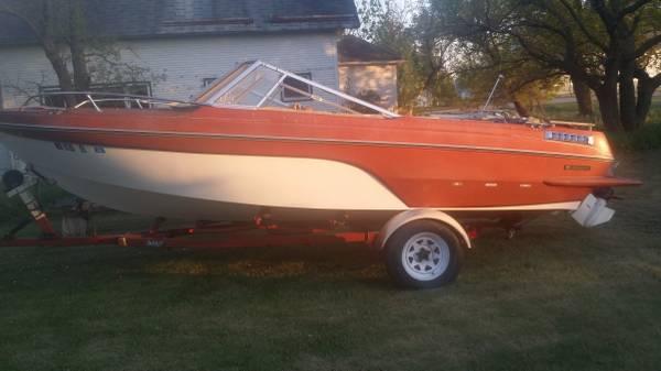 Photo 20 ft boat for sale - $800 (Dahlen)