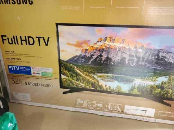 Photo 32quotFULL HDTV SAMSUNG - $175 (goodridge mn)