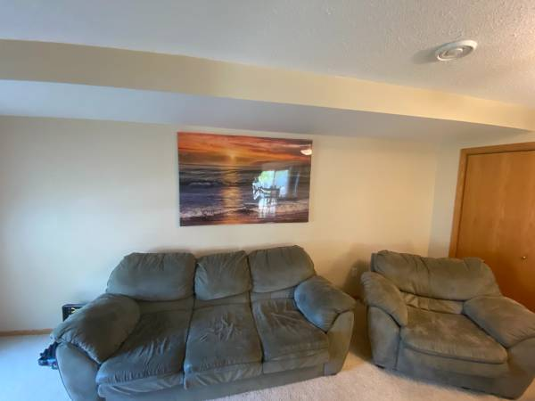 Photo Couches for sale - $100 (Grand Forks)