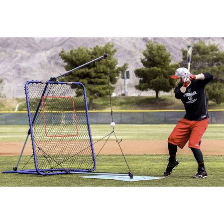 Photo Swing away Pro Travel Baseball Hitting - $50 (Grand Forks)