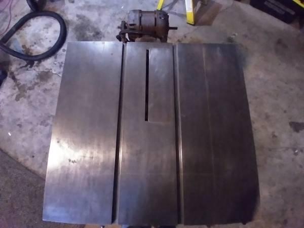 Photo Vintage craftsman table saw - $300 (moorhead)