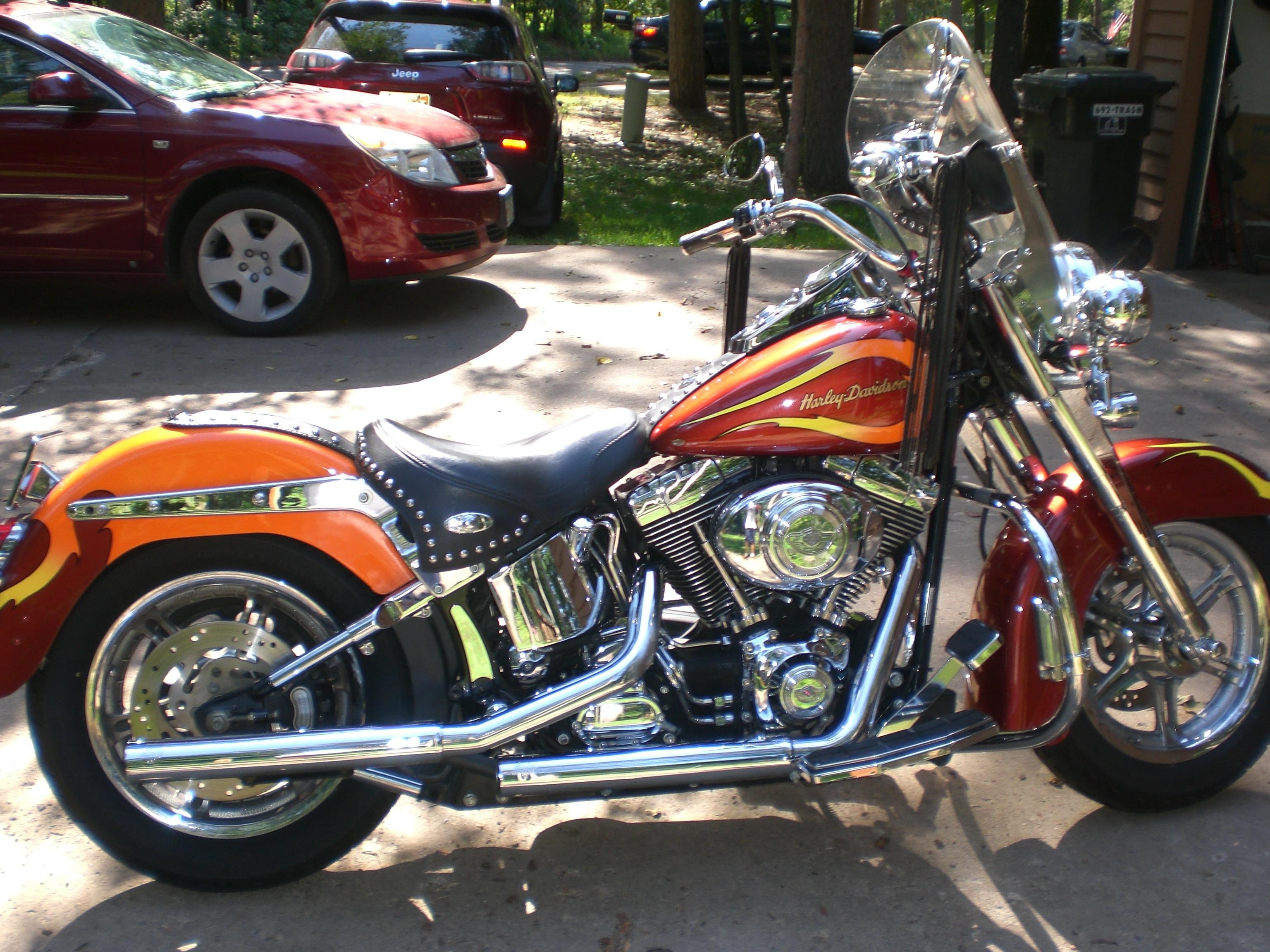 Photo 2003 Harley-Davidson HERITAGE SOFTAIL CLASSIC $158.13158.13