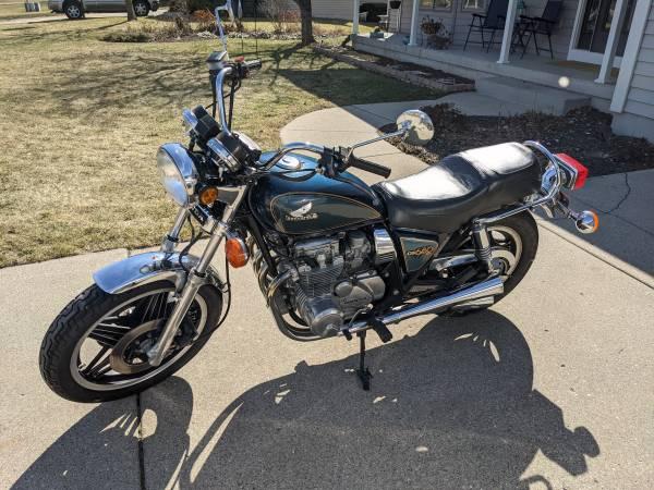 Photo 1981 Honda CB650 Custom - $1,500 (Hudsonville)