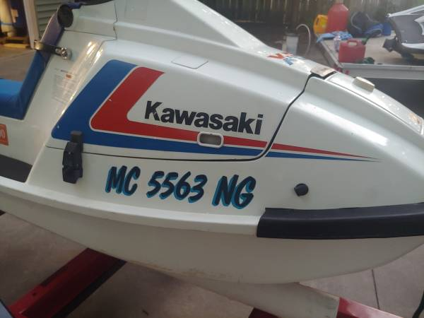 Photo 1988 Kawasaki X2 - $2,500 (Norton Shores)