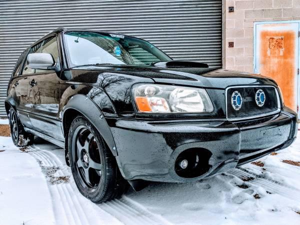 Photo 2004 Subaru Forester XT - $5000 (Allegan)