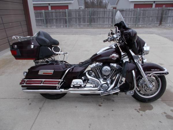 Photo 2007 Harley Davidson Ultra Classic - $6,450 (Bay City Mile Maker)